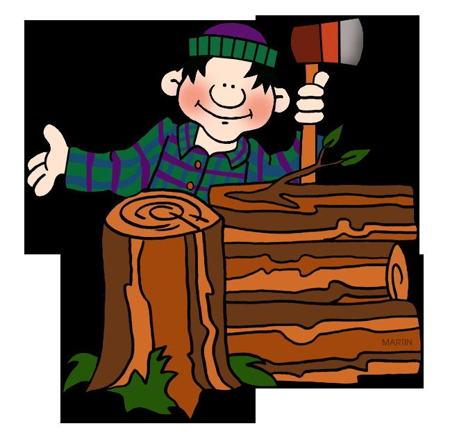 lumberjack clipart