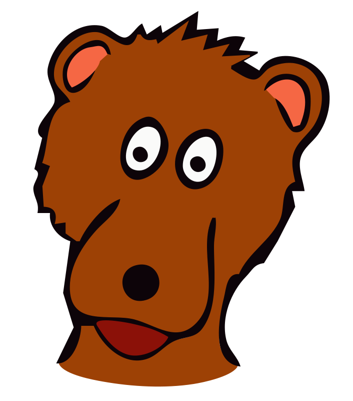 lumberjack clipart bear