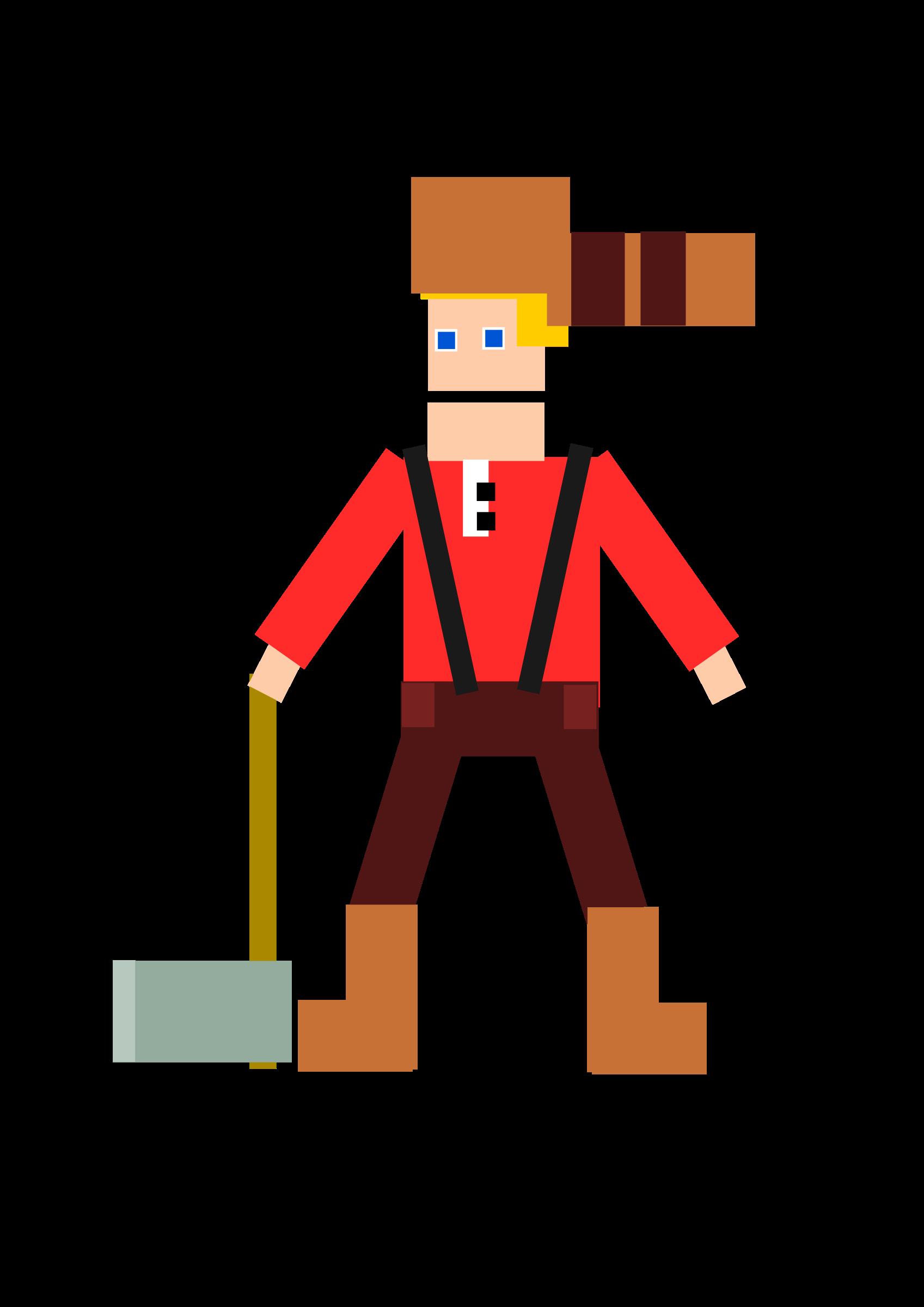 Lumberjack clipart cartoon. Character big image png