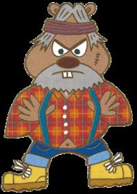 Lumberjack clipart lumberjack beard. This popeyes worker said