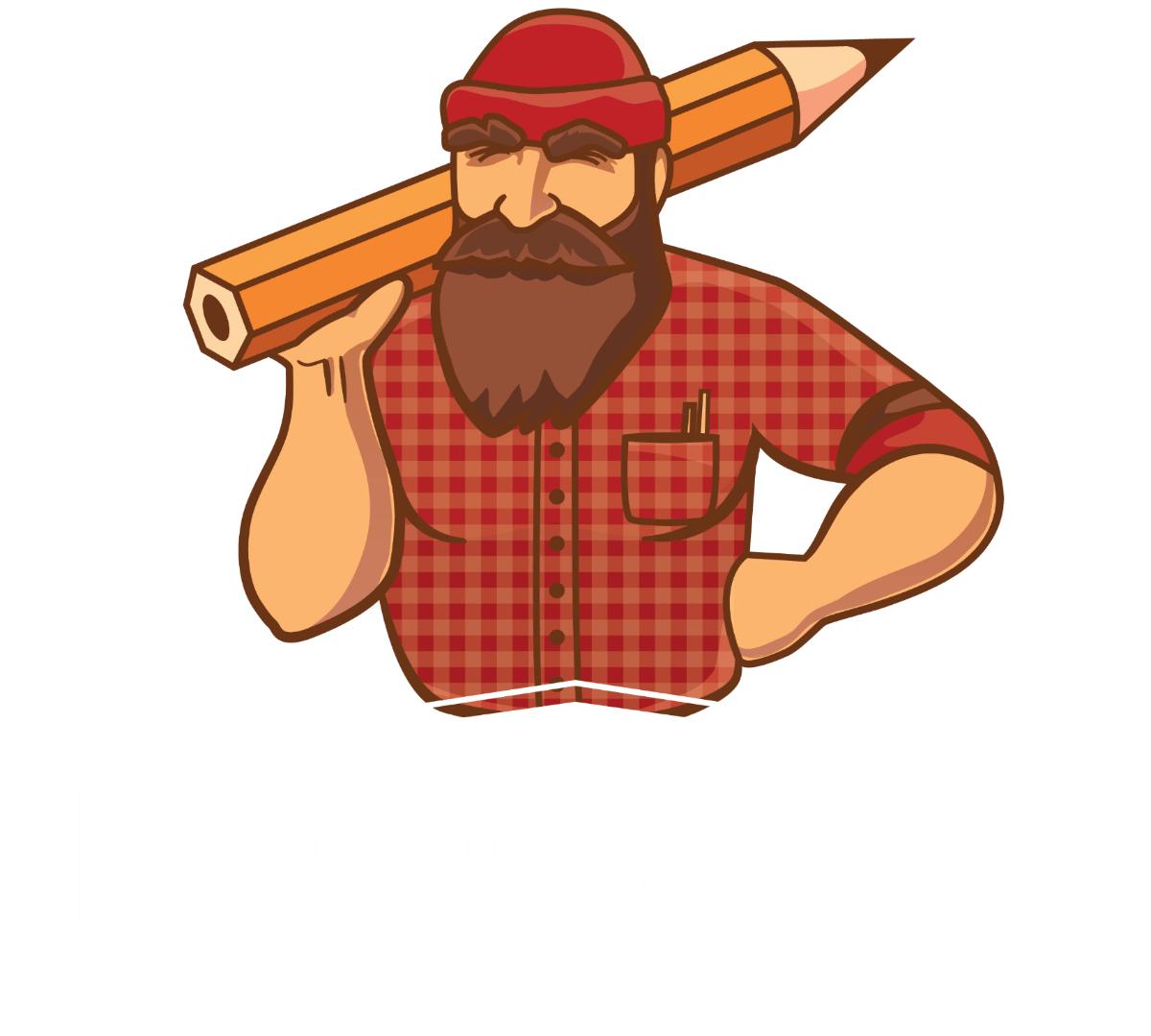 The animotioners explainer videos. Lumberjack clipart lumberjack beard