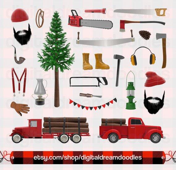 Clip art logger graphic. Lumberjack clipart lumberman