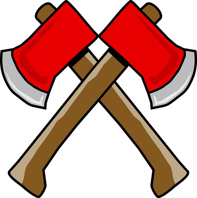 Free photo axe hatchet. Lumberjack clipart wood chopper