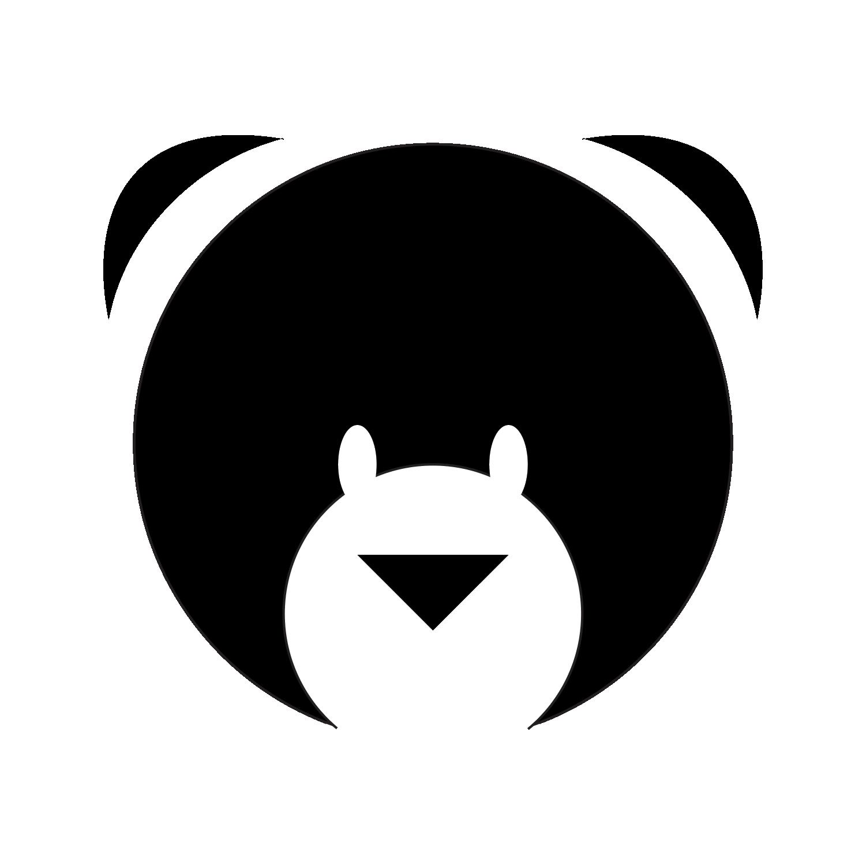 Bear logo png pinterest. Lumberjack clipart wood chopper