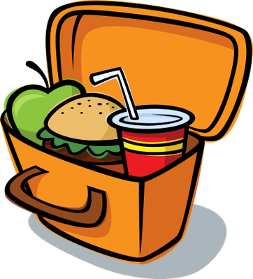 Lunch clip art cliparts. Lunchbox clipart tool box