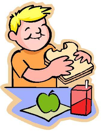 Preschool . Lunch clipart