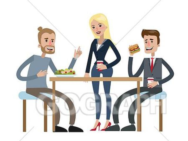 Lunch clipart corporate lunch. Free download clip art