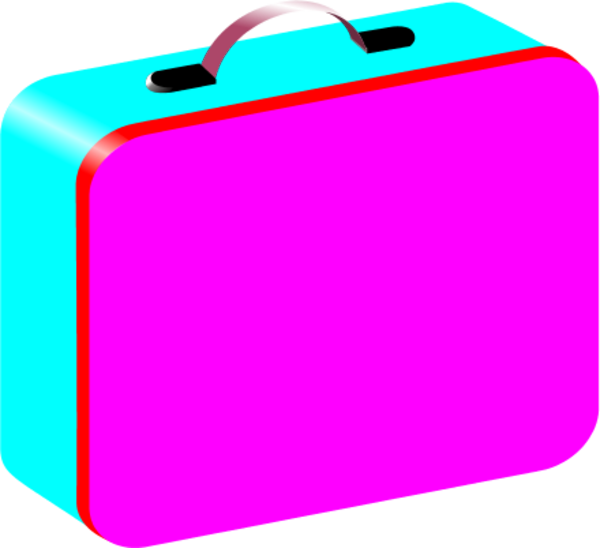 Lunch box png clipartpost. Lunchbox clipart purple