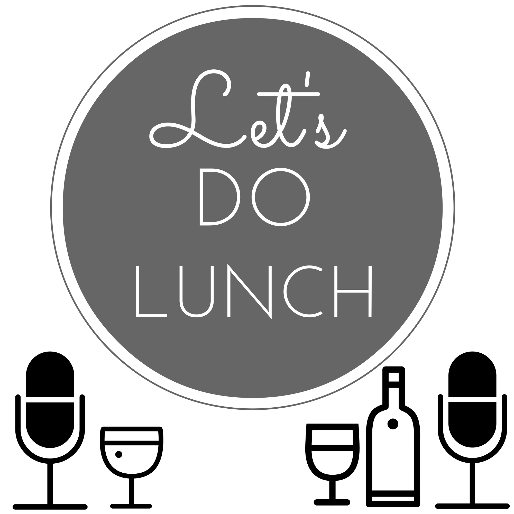 Lunch clipart let's do lunch. Let s listen via