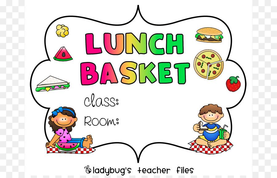 Lunchbox clipart basket. Classroom cartoon png download