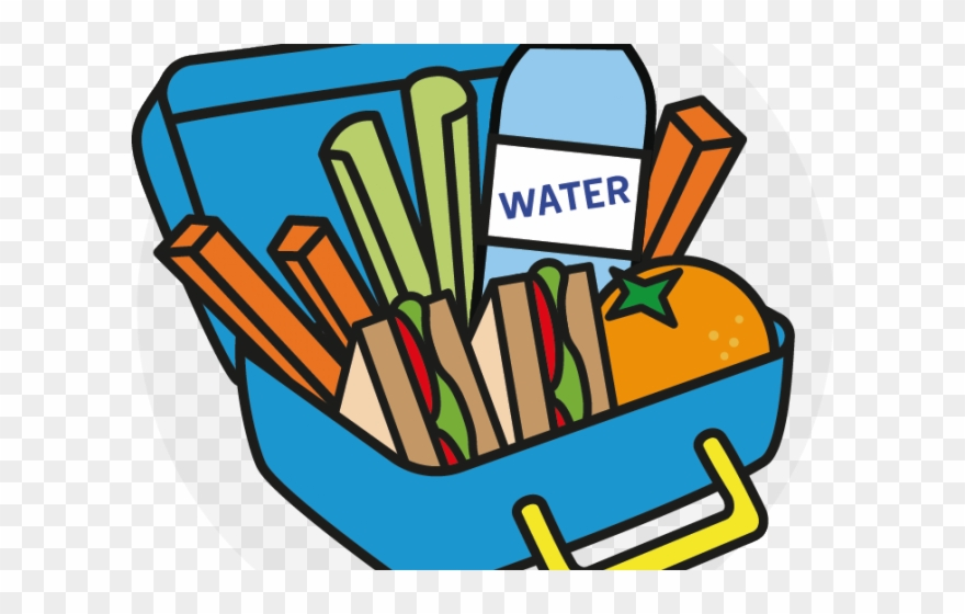 Lunch box packed png. Lunchbox clipart clip art
