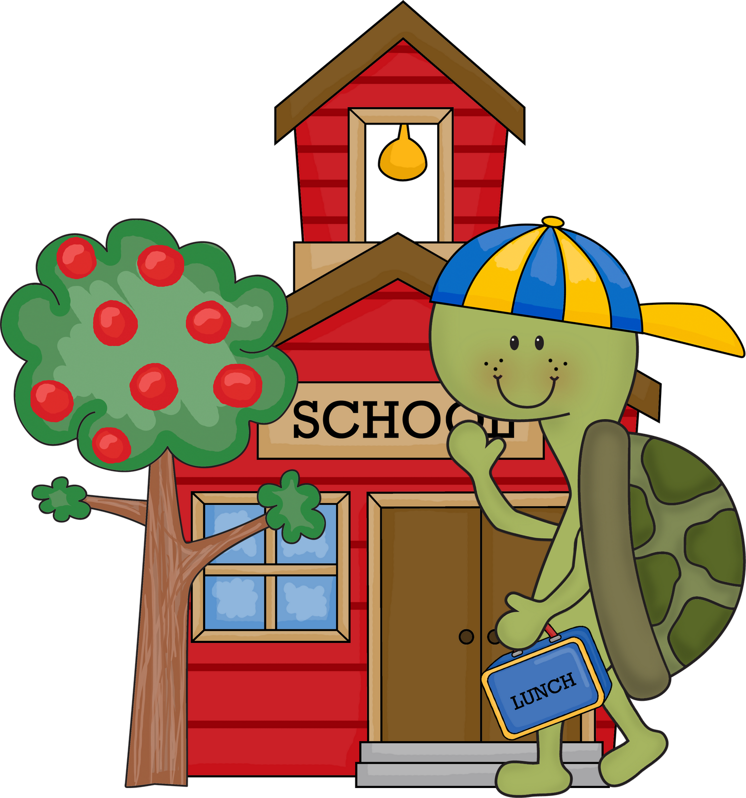 Greek kids asks how. Lunch clipart trolley