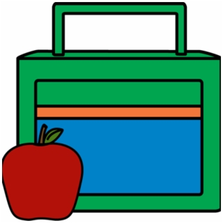 Lunchbox clipart border. Lunch box transparent