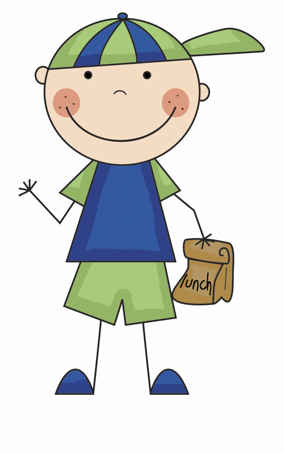 Lunchbox clipart boy. Lunch png clip art