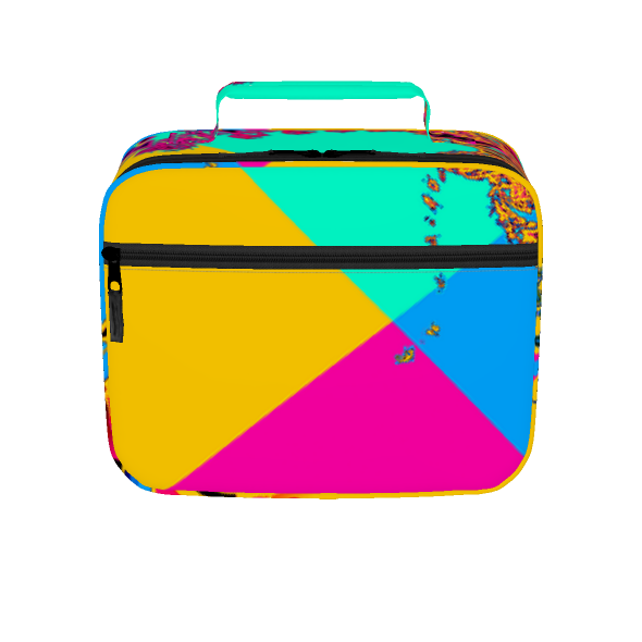 Lunchbox clipart cold lunch. Color harmony box on