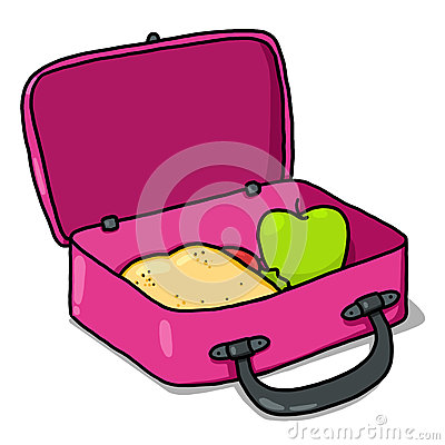 Lunchbox clipart kid.  lunch box clipartlook