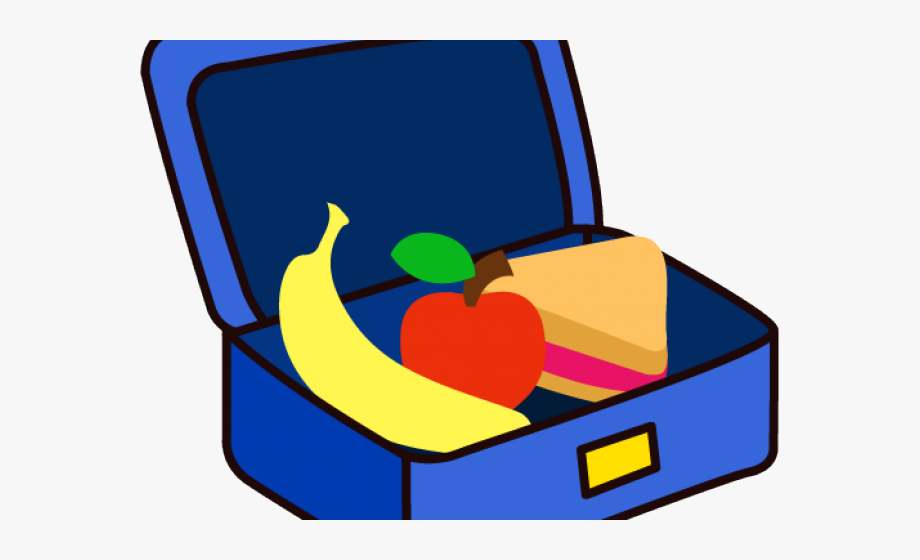 Lunchbox clipart lunch break sign. Box graphic free cliparts