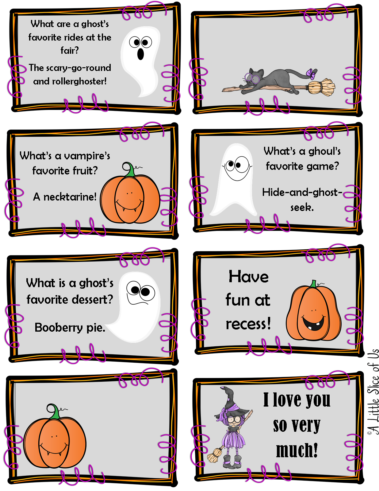 Free printable halloween box. Lunchbox clipart lunch choice