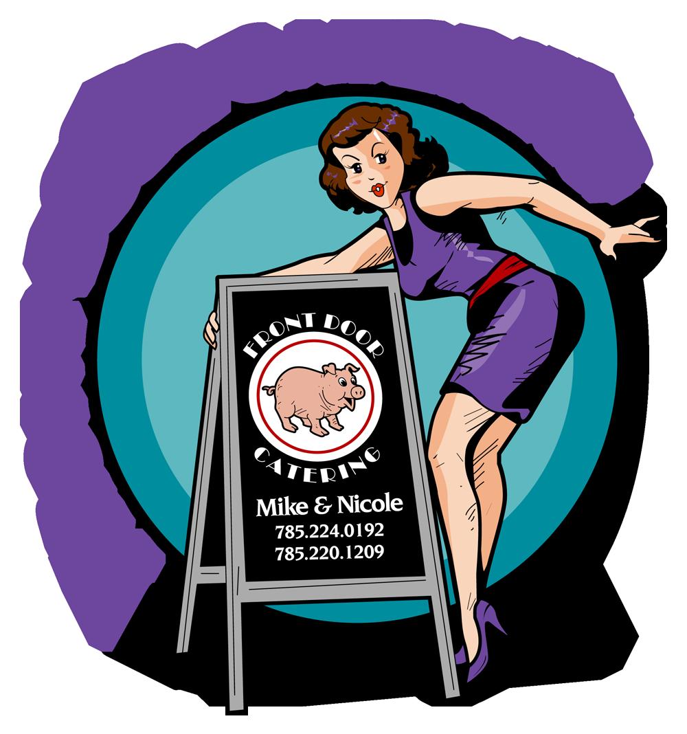Lunchbox clipart lunch hour. Order online front door
