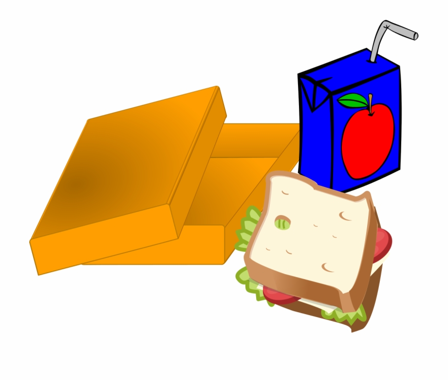 Lunchbox clipart lunch item. Box png clip art