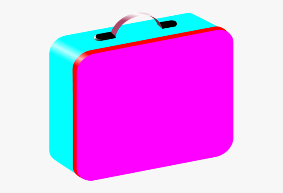 Lunchbox clipart pink. Lunch box