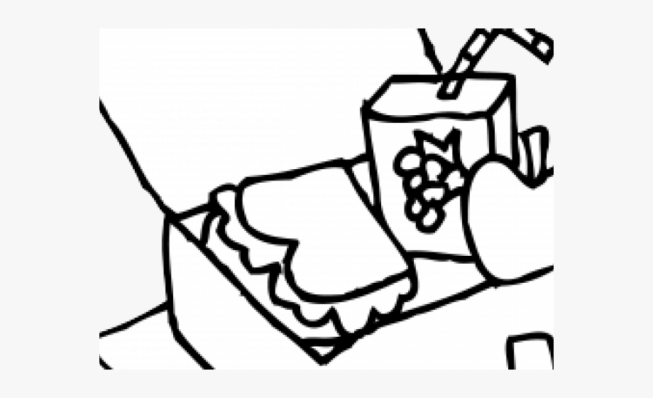 Box cliparts . Lunchbox clipart sack lunch