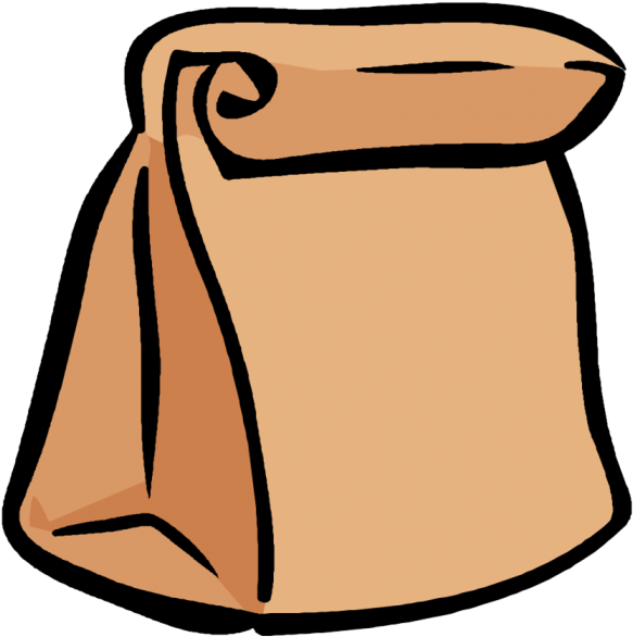 Hd box pencil and. Lunchbox clipart sack lunch
