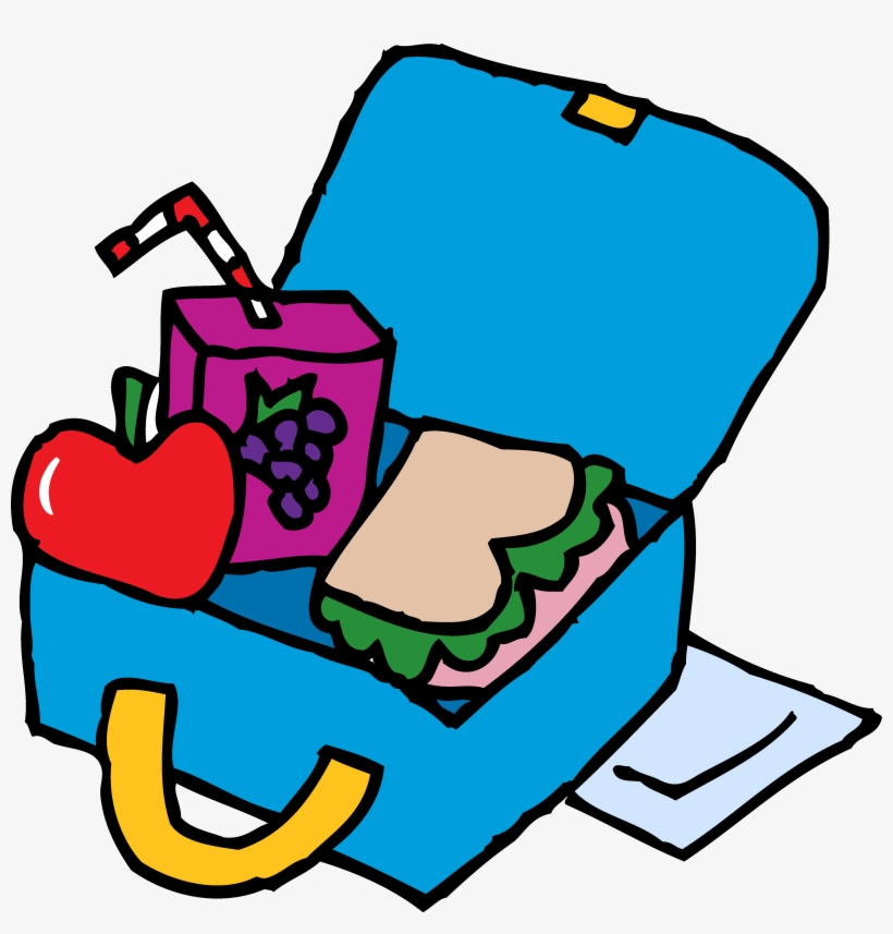 Lunchbox clipart snack box. Lunch transparent background