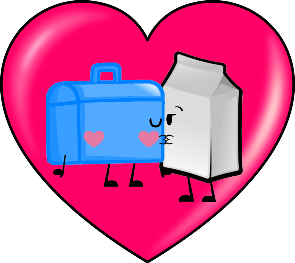 The romance in my. Lunchbox clipart student lunch