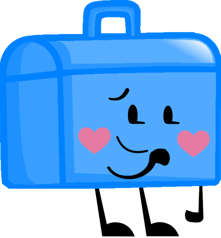 Lunchbox clipart suitcase. Battle for the show