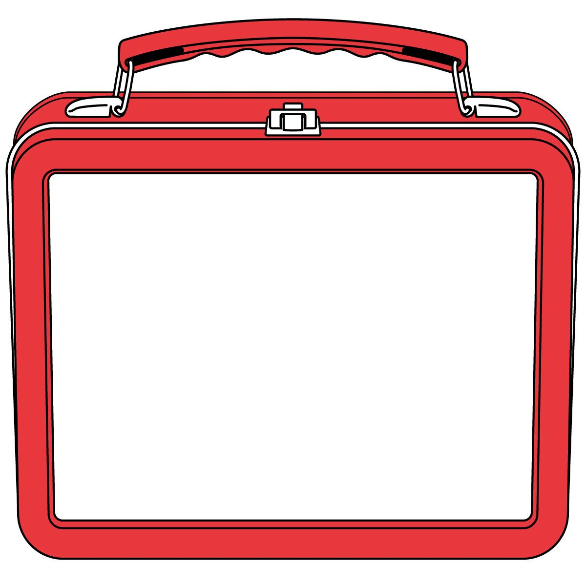 Lunchbox clipart tool box. Lunch clip art school