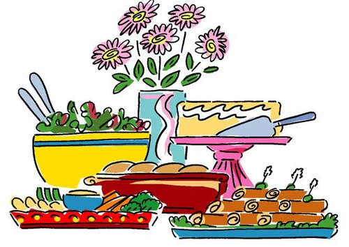 Luncheon clipart.  collection of high