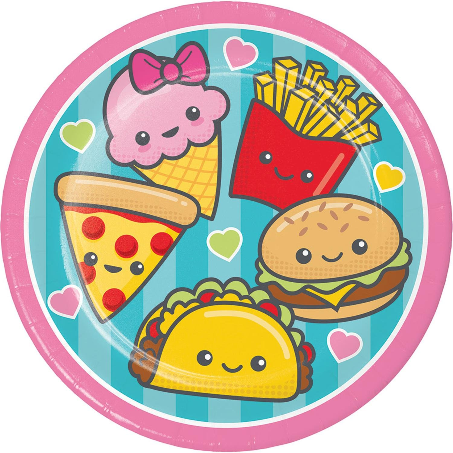 Luncheon clipart bring a plate. Amazon com club pack