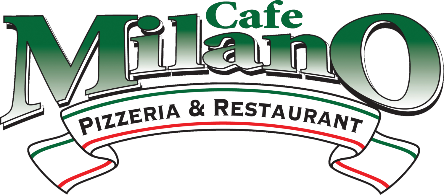 Lunch specials cafe milano. Pasta clipart entree