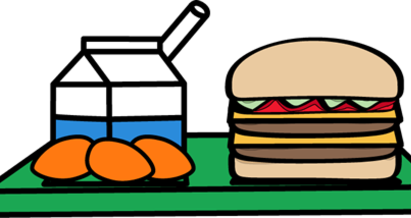 Hot lunch mountain elementary. Luncheon clipart farewell