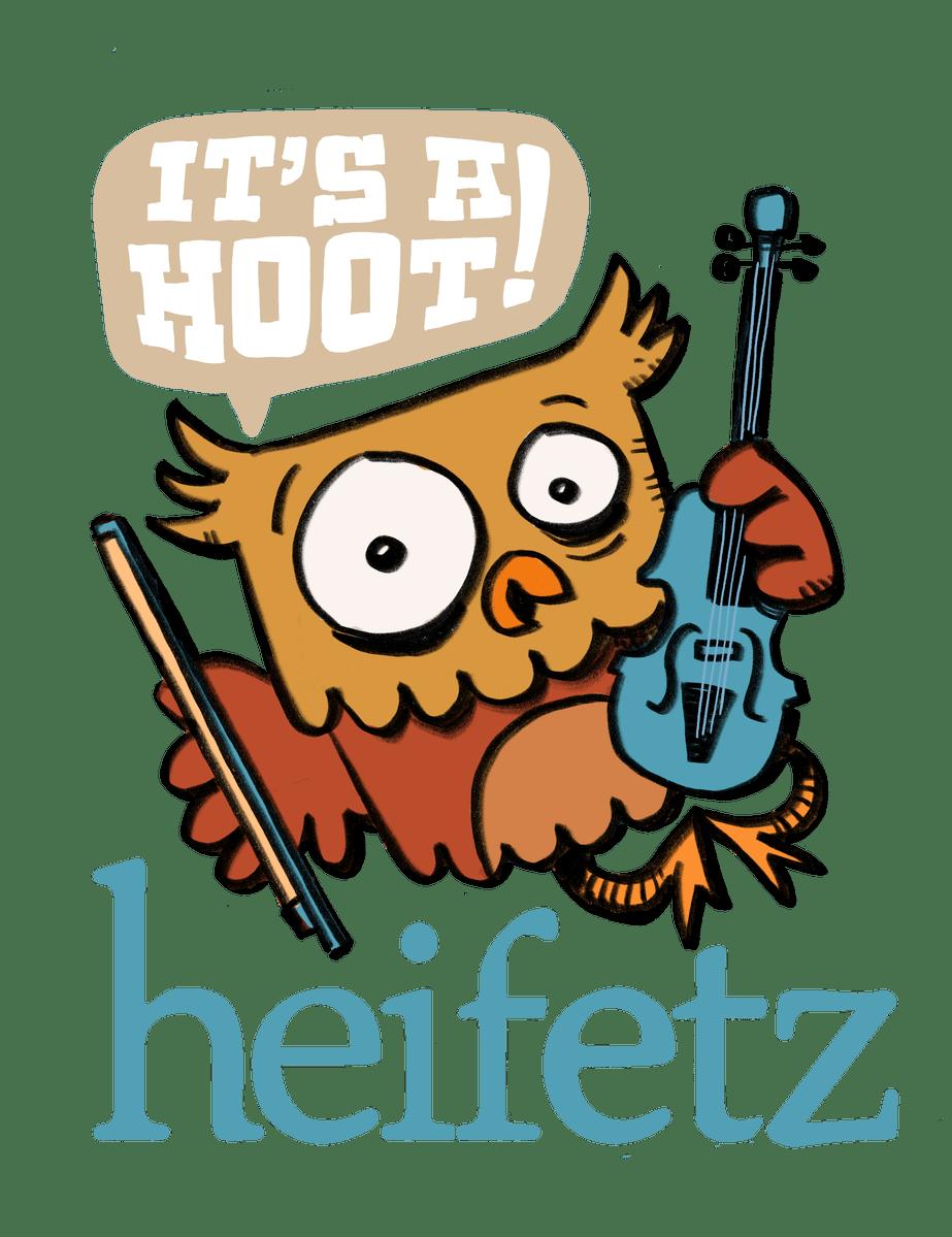 Luncheon clipart farewell. Heifetz musicians are bach