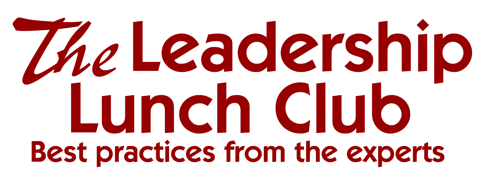 Luncheon clipart lunch club. Leadership best practices from