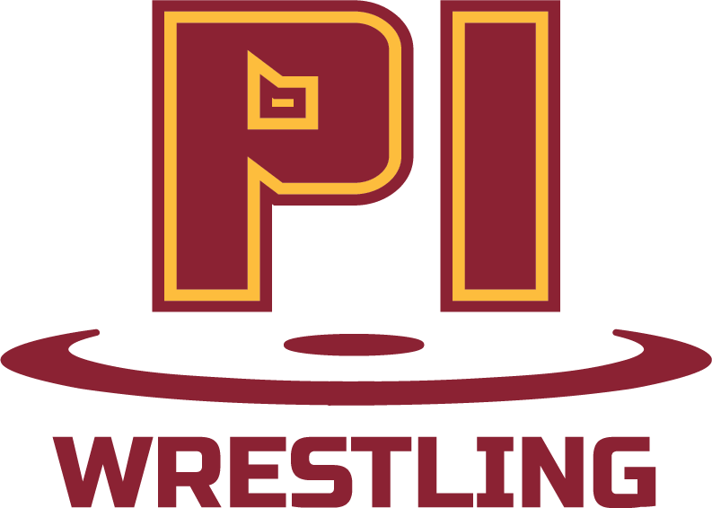 Wrestlers clipart youth wrestling. Isd pine island logo