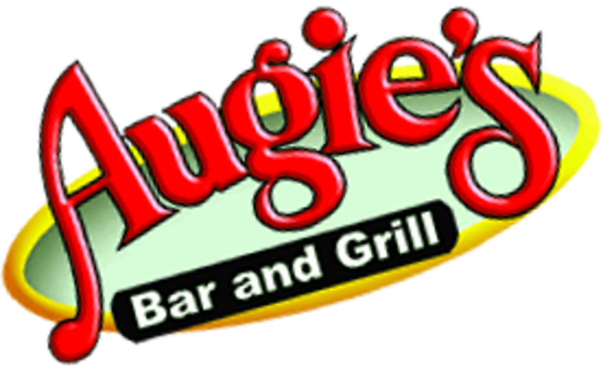 Luncheon clipart soup potluck. Augie s bar grill