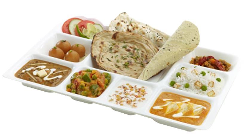 Luncheon clipart table full food. Wel come to delhi