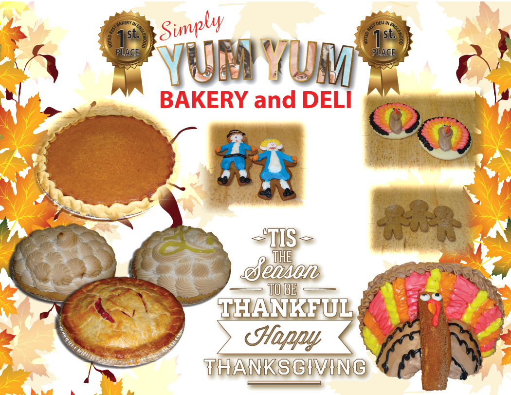 Luncheon clipart thanksgiving. Specials