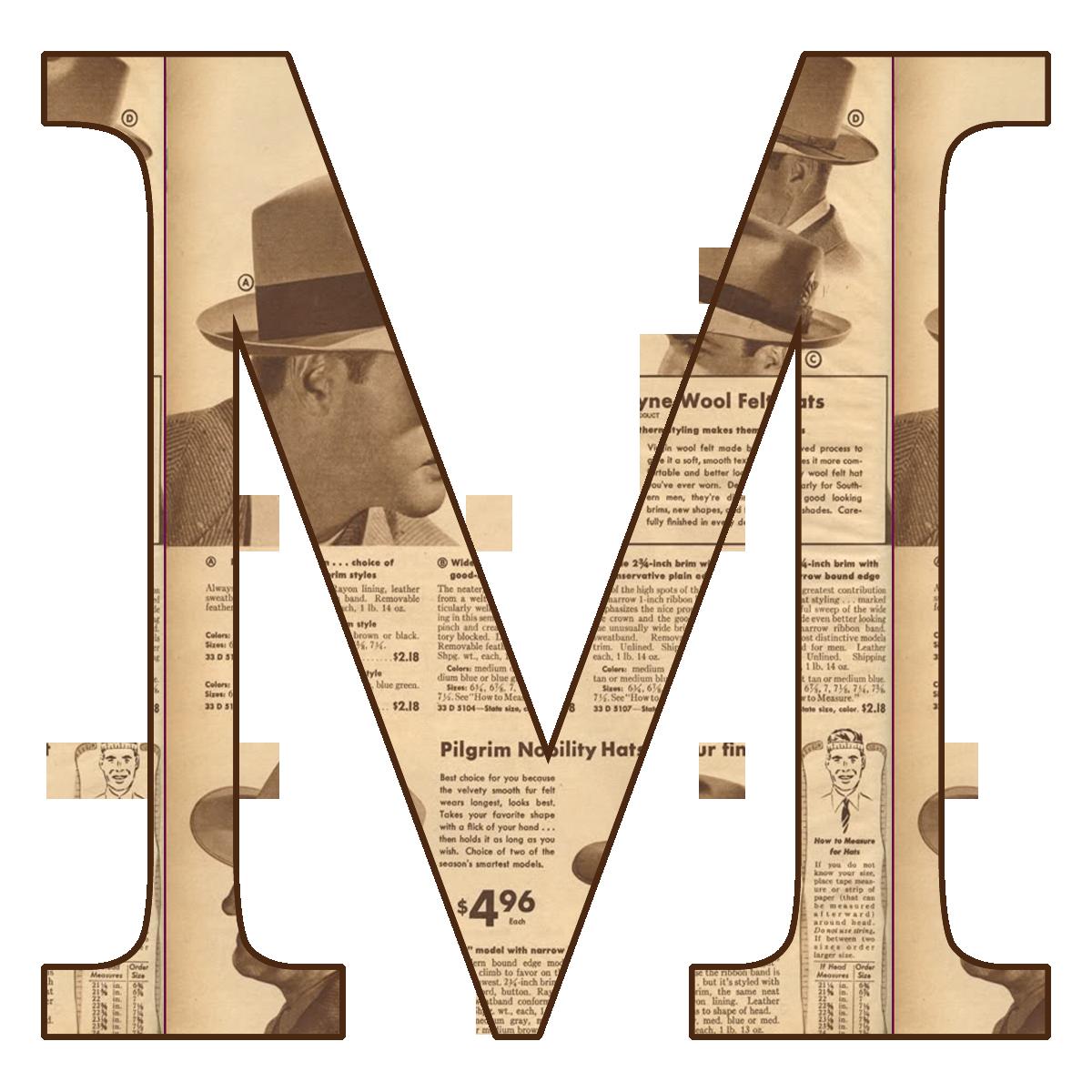 M Clipart Alphabet M Alphabet Transparent Free For Download On