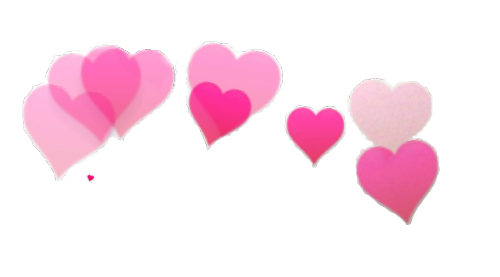 mac hearts png