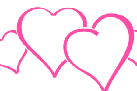 Mac hearts png. Pink transparent k pictures