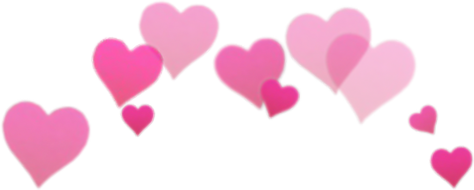 Macbook hearts png. Crown photoboth pink girly
