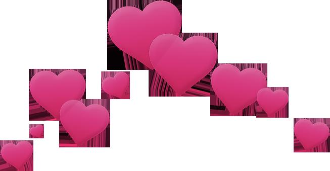 Macbook hearts png. Image