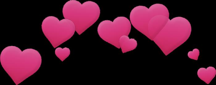 Macbook hearts png. Avatan plus photoboth heart