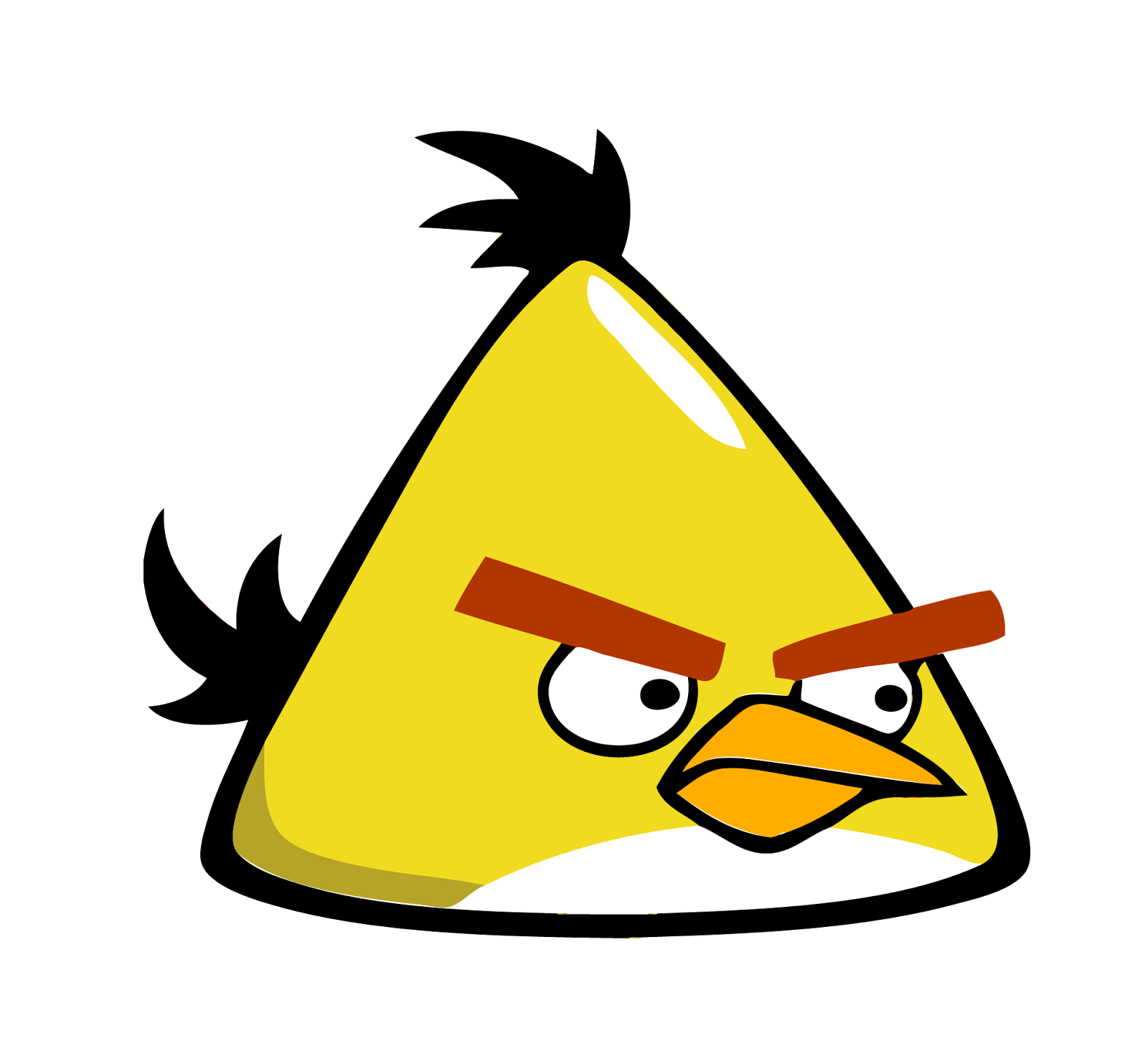 Mad Clipart Angry Bird Mad Angry Bird Transparent Free For