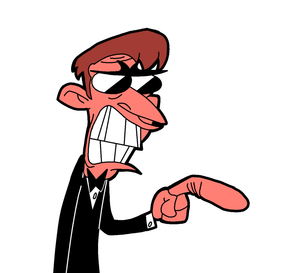 Pointing guy digital version. Mad clipart angry man