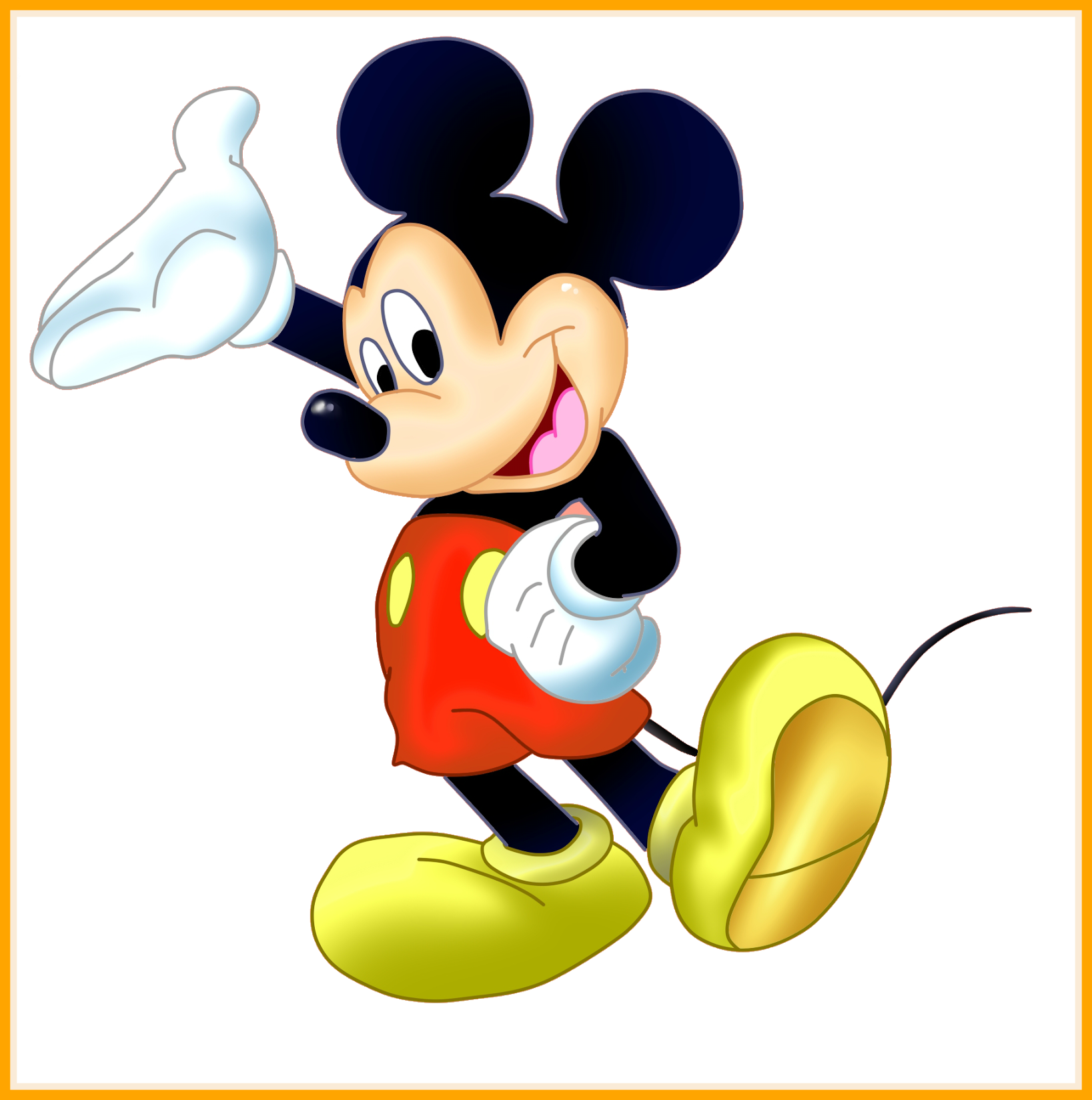 Mad clipart mickey mouse. Incredible disney u is